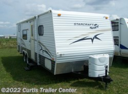 Used 2009  Starcraft Classic 27BH by Starcraft from Curtis Trailer Center in Schoolcraft, MI