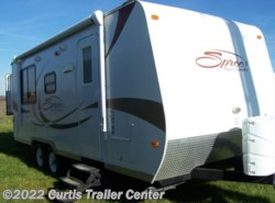 Used 2011  K-Z Spree 220KS by K-Z from Curtis Trailer Center in Schoolcraft, MI