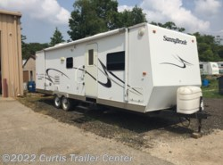 Used 2004 SunnyBrook  REAR BATH, FRONT QUEEN, SOFA & DINETTE SLIDE available in Schoolcraft, Michigan