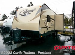 New 2017  Keystone Cougar Half-Ton 24sabwe by Keystone from Curtis Trailers in Portland, OR