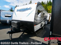 New 2017  Keystone Springdale West 189FLWE by Keystone from Curtis Trailers in Portland, OR
