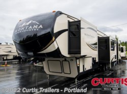 New 2017  Keystone Montana High Country 378rd by Keystone from Curtis Trailers in Portland, OR