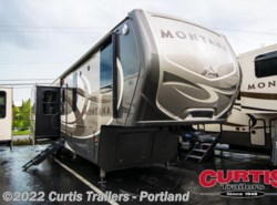 New 2017  Keystone Montana 3791rd by Keystone from Curtis Trailers in Portland, OR