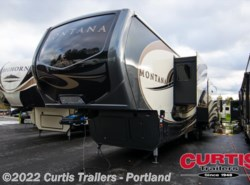 New 2016  Keystone Montana 3911FB by Keystone from Curtis Trailers in Portland, OR