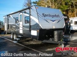 New 2017  Keystone Springdale West 282bhwe by Keystone from Curtis Trailers in Portland, OR