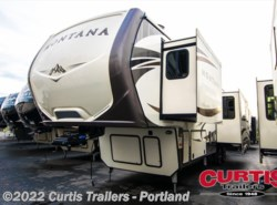 New 2017  Keystone Montana 3160rl by Keystone from Curtis Trailers in Portland, OR