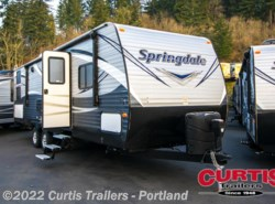 New 2017  Keystone Springdale West 270bhwe by Keystone from Curtis Trailers in Portland, OR
