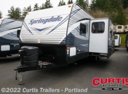 New 2017  Keystone Springdale West 282BHSEWE by Keystone from Curtis Trailers in Portland, OR