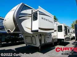 New 2017  Keystone Montana 3160rl by Keystone from Curtis Trailers in Aloha, OR