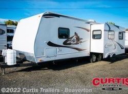 Used 2010  Keystone Cougar 27RLSWE by Keystone from Curtis Trailers in Aloha, OR
