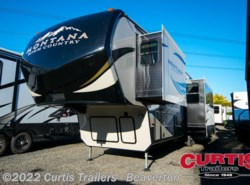 New 2017  Keystone Montana High Country 358bh by Keystone from Curtis Trailers in Aloha, OR