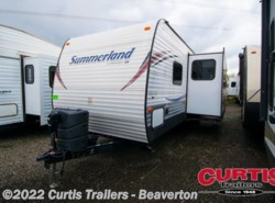 Used 2015  Keystone  Summerland 2980 by Keystone from Curtis Trailers in Aloha, OR