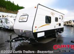 New 2016  Coachmen Clipper 17fq by Coachmen from Curtis Trailers in Aloha, OR