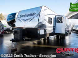 New 2017  Keystone Springdale West 270bhwe by Keystone from Curtis Trailers in Aloha, OR
