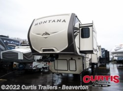New 2017  Keystone Montana 3790rd by Keystone from Curtis Trailers in Aloha, OR