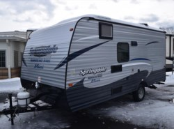 New 2017  Keystone Springdale Summerland Mini 1850FL by Keystone from Diamond RV Centre, Inc. in West Hatfield, MA