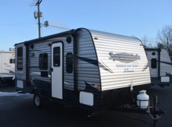 New 2017  Keystone Springdale Summerland Mini 1750RD by Keystone from Diamond RV Centre, Inc. in West Hatfield, MA
