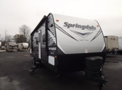 New 2017  Keystone Springdale 270LE by Keystone from Diamond RV Centre, Inc. in West Hatfield, MA