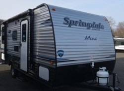 New 2018 Keystone Springdale Summerland Mini 1750RD available in West Hatfield, Massachusetts