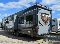 New 2016 Heartland RV Cyclone 4150 available in Jacksonville, Florida