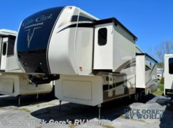 New 2016  Forest River Cedar Creek Champagne Edition 38EL by Forest River from Dick Gore's RV World in Jacksonville, FL