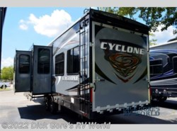 New 2017  Heartland RV Cyclone 3611JS by Heartland RV from Dick Gore's RV World in Jacksonville, FL