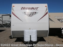 Used 2014  Keystone Hideout 26RLS by Keystone from Dixie RV SuperStores in Hammond, LA