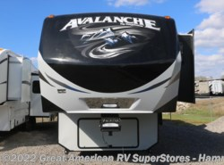 Used 2015  Keystone Avalanche 361TG by Keystone from Dixie RV SuperStores in Hammond, LA
