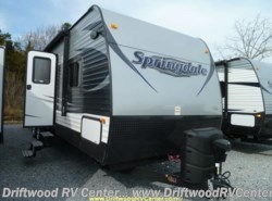 New 2016  Keystone Springdale 310BH by Keystone from Driftwood RV Center in Clermont, NJ