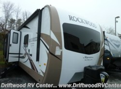 New 2018 Forest River Rockwood Signature Ultra Lite 8328BS available in Clermont, New Jersey