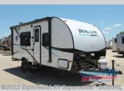 New 2017  Palomino Real-Lite Mini 18-X by Palomino from ExploreUSA RV Supercenter - BOERNE, TX in Boerne, TX