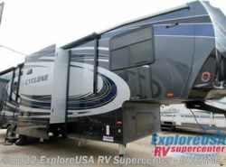 New 2017  Heartland RV Cyclone 3611JS by Heartland RV from ExploreUSA RV Supercenter - BOERNE, TX in Boerne, TX