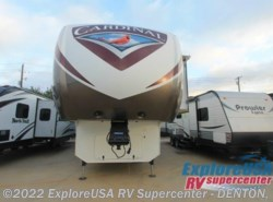 Used 2013  Forest River Cardinal 3675RT by Forest River from ExploreUSA RV Supercenter - DENTON, TX in Denton, TX