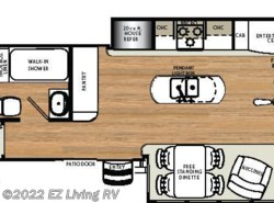 New 2017  Forest River Sandpiper Destination 401FLX by Forest River from EZ Living RV in Braidwood, IL