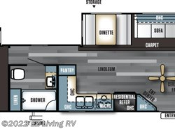 New 2017  Forest River Salem Villa 353FLFB by Forest River from EZ Living RV in Braidwood, IL