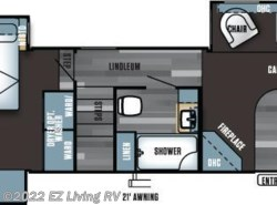 New 2017  Forest River Salem Villa Estate 4102BFK by Forest River from EZ Living RV in Braidwood, IL