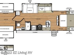 New 2017  Forest River Salem Hemisphere 311QB by Forest River from EZ Living RV in Braidwood, IL