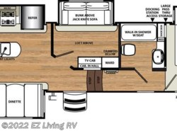 New 2017  Forest River Sandpiper 372LOK by Forest River from EZ Living RV in Braidwood, IL