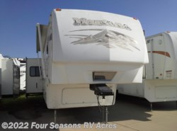 Used 2008  Keystone Montana 3400RL by Keystone from Four Seasons RV Acres in Abilene, KS