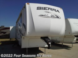 Used 2009  Forest River Sierra 316BHT by Forest River from Four Seasons RV Acres in Abilene, KS