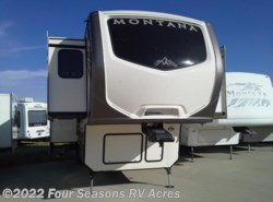 Used 2016  Keystone Montana 3711FL by Keystone from Four Seasons RV Acres in Abilene, KS