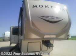 New 2019 Keystone Montana 3120RL available in Abilene, Kansas