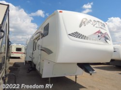 Used 2006  Keystone Raptor 3712 by Keystone from Freedom RV  in Tucson, AZ