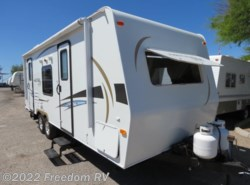 Used 2012  Forest River  Microlite 25DS by Forest River from Freedom RV  in Tucson, AZ