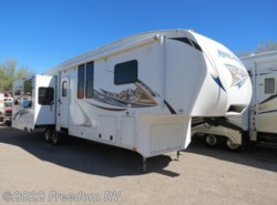 Used 2012  Keystone Avalanche 330 RE by Keystone from Freedom RV  in Tucson, AZ
