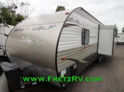 Used 2014  Forest River Grey Wolf Travel Trailer 26RL