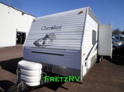 Used 2005  Forest River Cherokee Travel Trailer 28A by Forest River from Fretz  RV in Souderton, PA