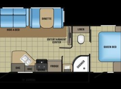 New 2017  Jayco White Hawk 27DSRL by Jayco from Fretz  RV in Souderton, PA