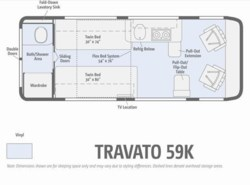 New 2017  Winnebago Travato 59K by Winnebago from Fretz  RV in Souderton, PA