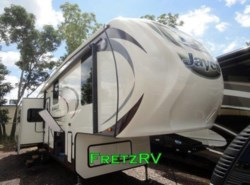 Used 2015  Jayco Eagle Premier 331RKTS by Jayco from Fretz  RV in Souderton, PA